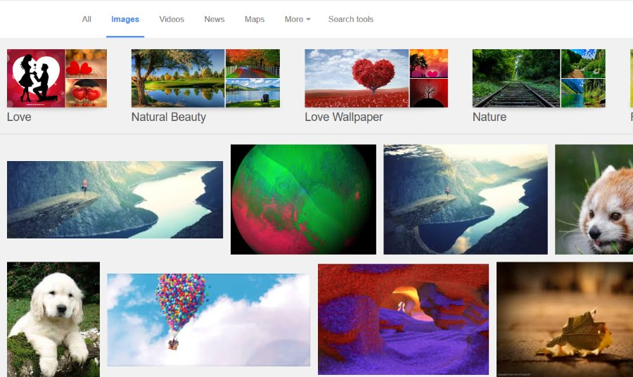 How to publish images in a search engine friendly way