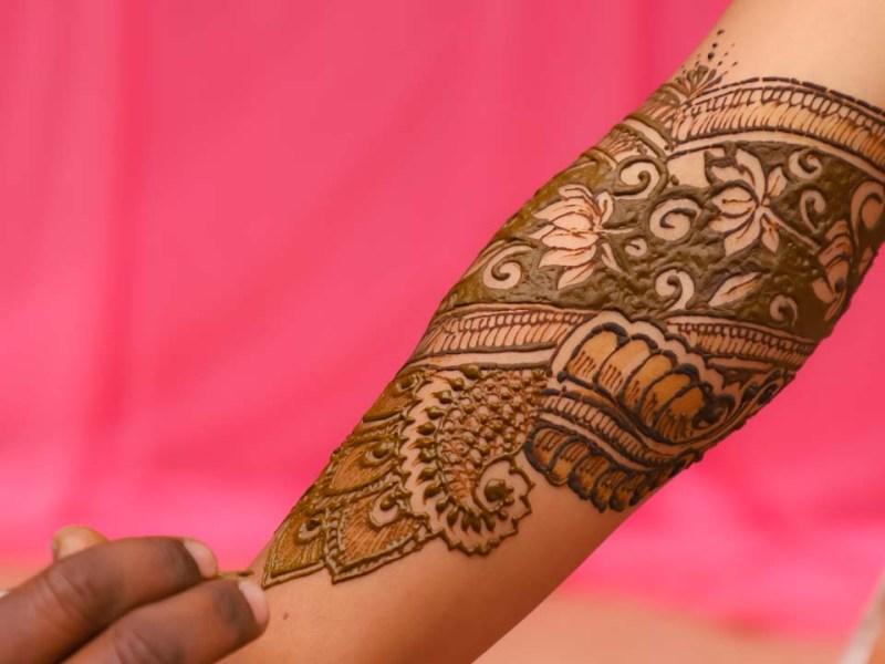Homepage Avani Henna