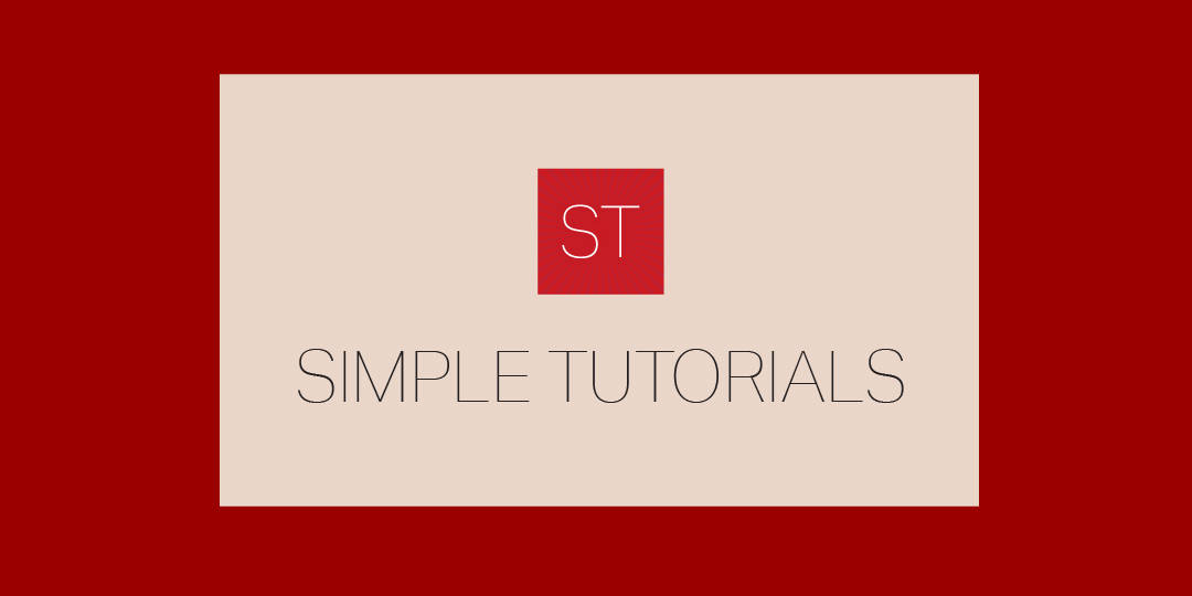 Simple Tutorials – Easy Keying in Premiere Pro
