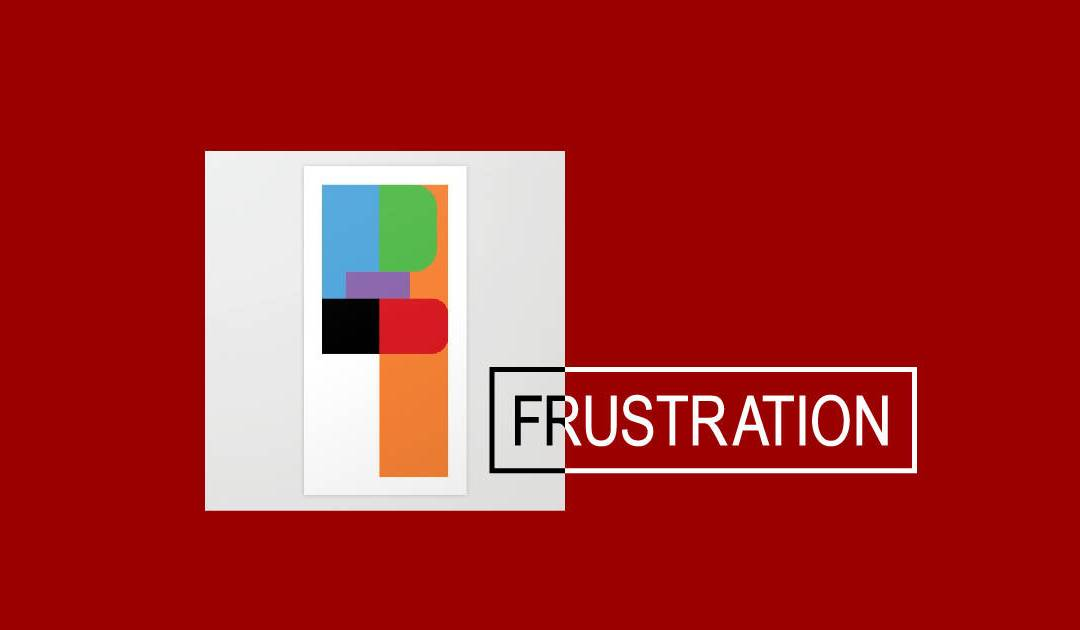 "New Art: ""Frustration"""