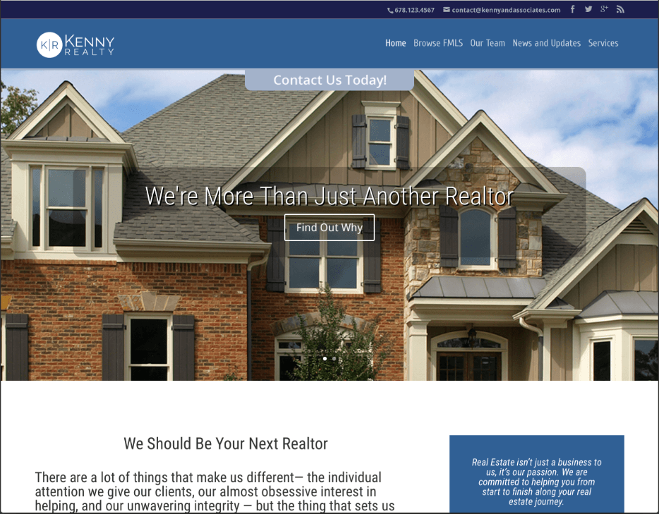 Kenney Realty - alex van rossum