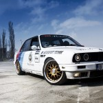 Download Wallpaper Bmw E M Red Tuning Full Hd 1920x1200