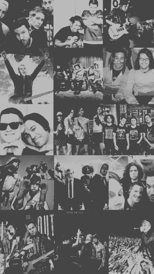 Fall Out Boy Wallpaper Favorite Bands Beautiful 720x1280