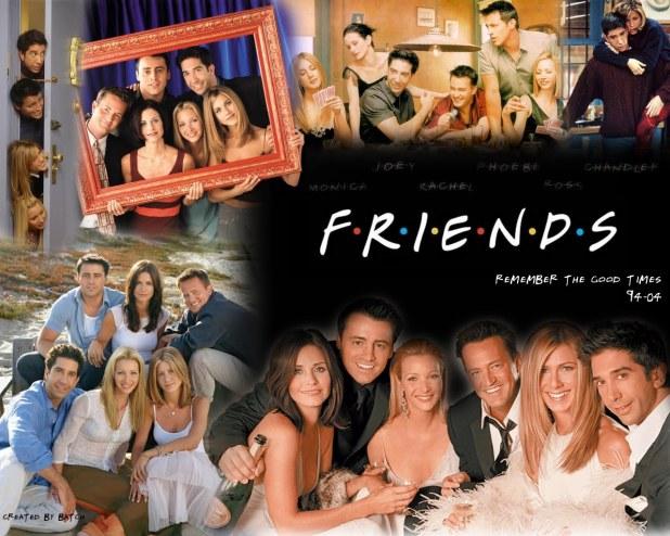 Friends Tv Series Wallpaper Shows Hd Wallpapers 1280x1024