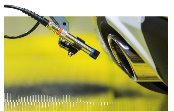 transductores para medida de ruido