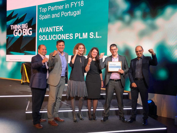 Siemens Top Partner 2018 en España y Portugal
