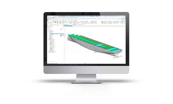 ¿No pudo participar? Visualice el webinar sobre construcción Naval con NX de Siemens