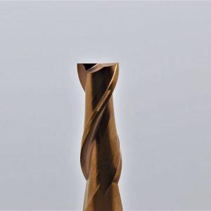 FRESA KRONO DIAMETRO 2-14 55 HRC 2 TAGLI PIANA