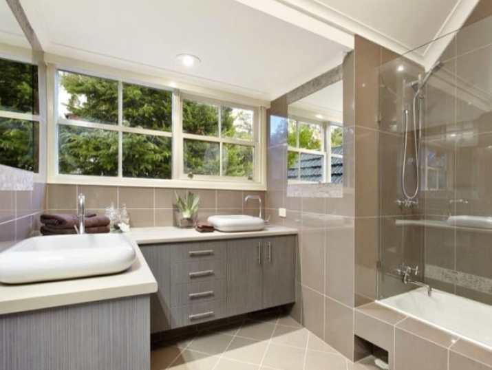 Elegant Tilt Bathroom Ceiling