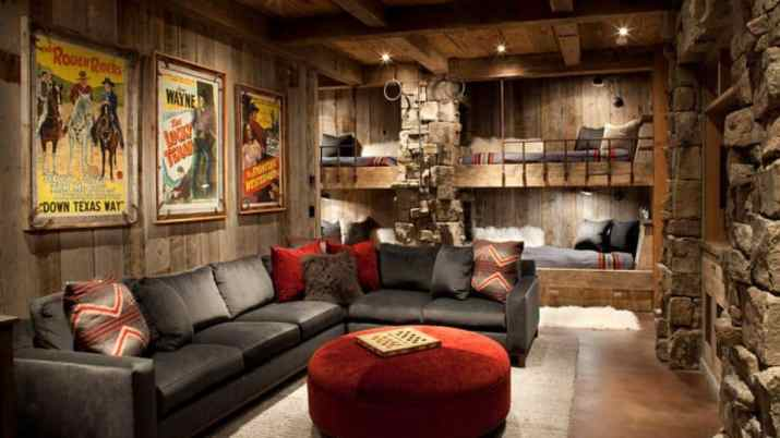 Awesome Rustic Living Room