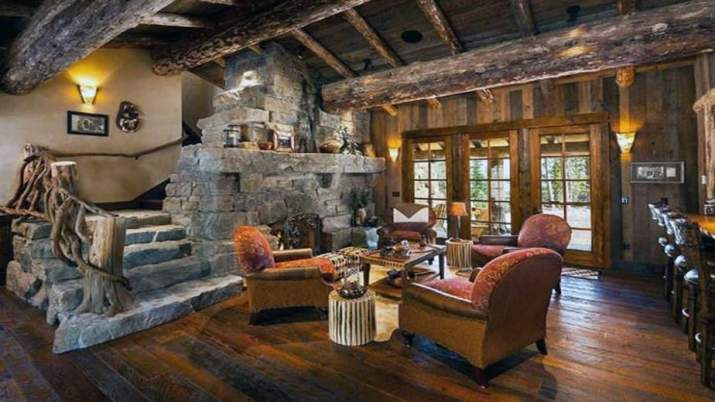 Exceptional Rustic Living Room