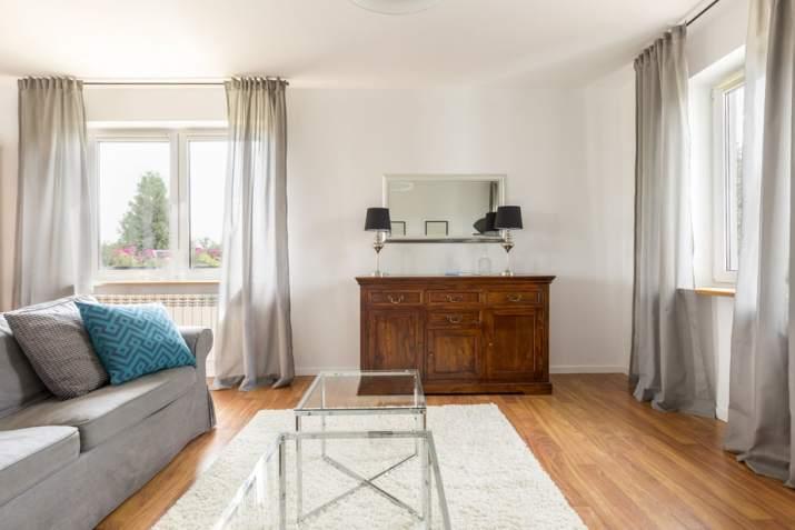 Extra Mild Grey Living Room