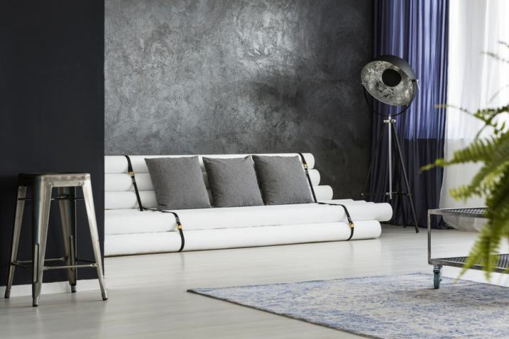 Masculine, Neutral Style with Black