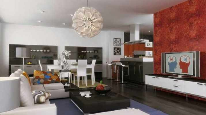 Multifunctionality in Living Room Dining Room