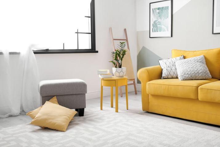 Coffee Table As Living Room Storage