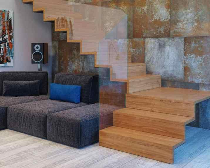 Ceramic LIving Room Wall. Source: paradyz.com