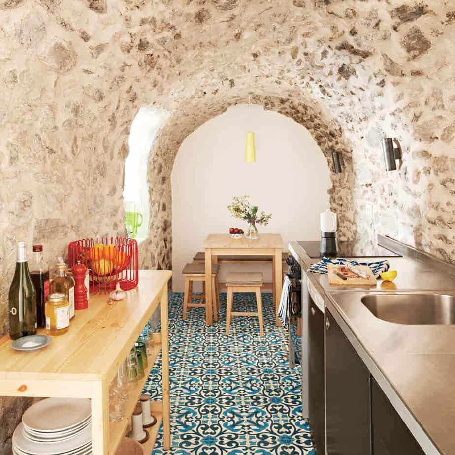 Incredible Unique Kitchen