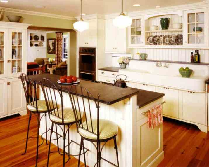 Country, Cool Kitchen Island