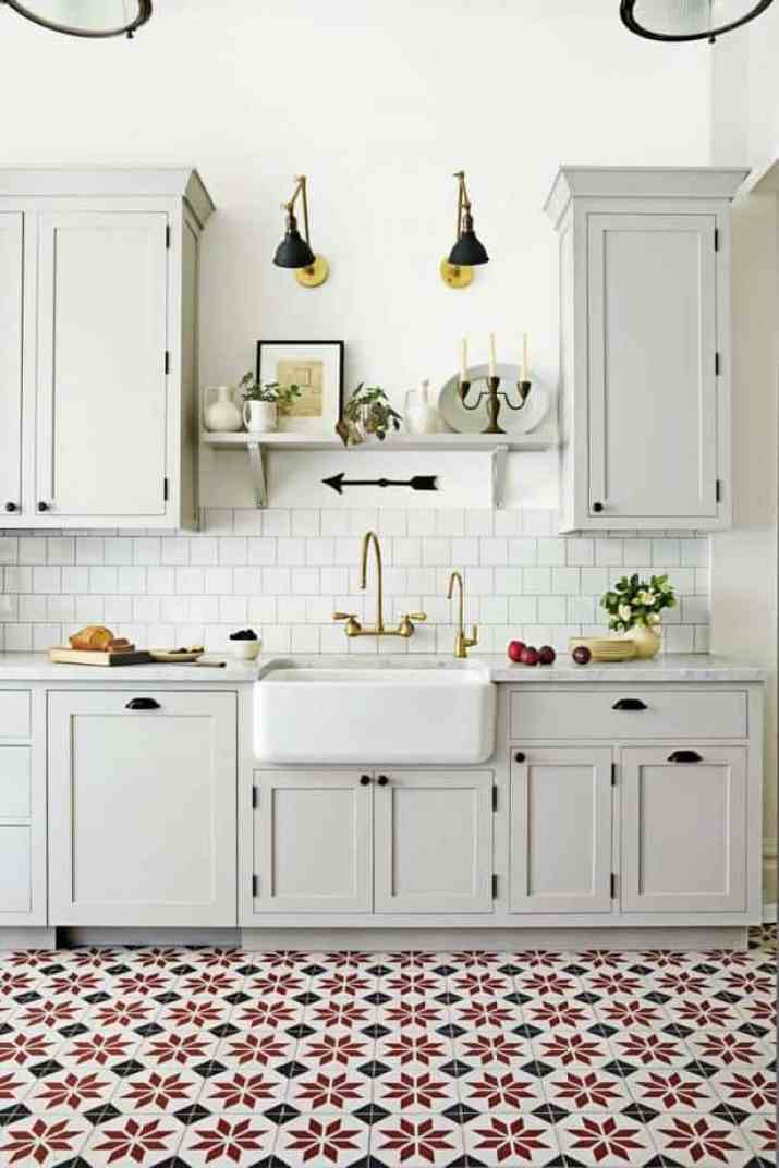 Sweet Retro Kitchen