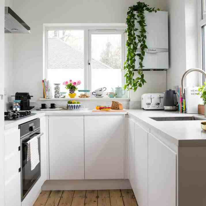 Clear Small Kitchen Model