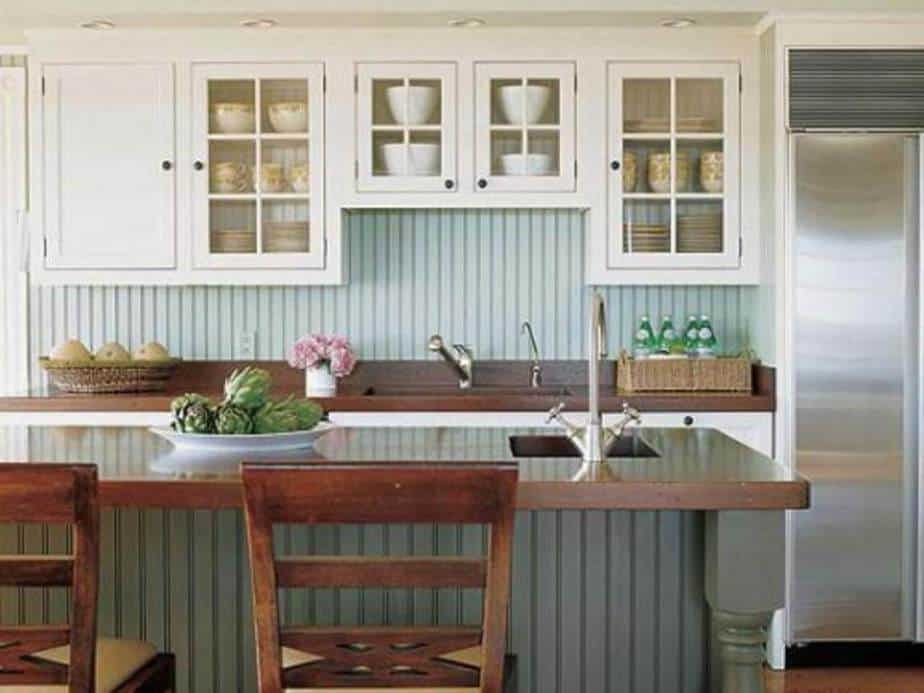 Cozy Coastal Kitchen