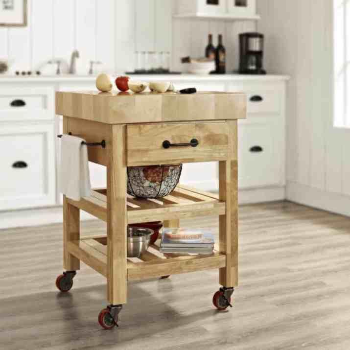 Cute Kitchen Island Cart