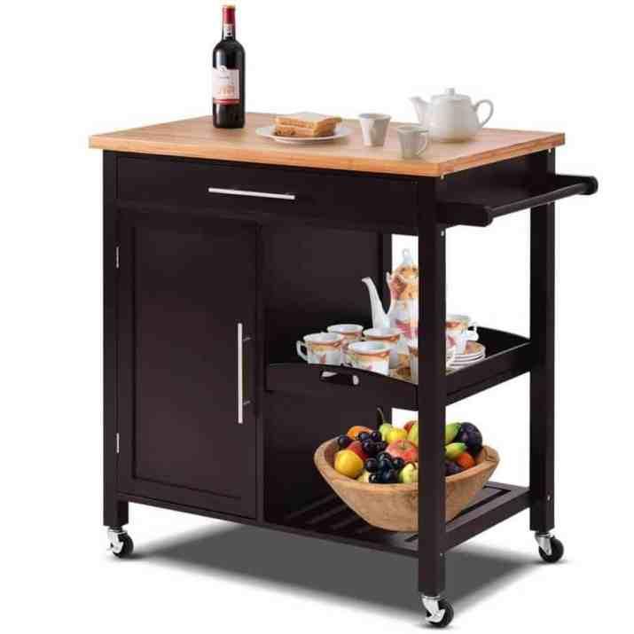 Fancy Kitchen Island Cart