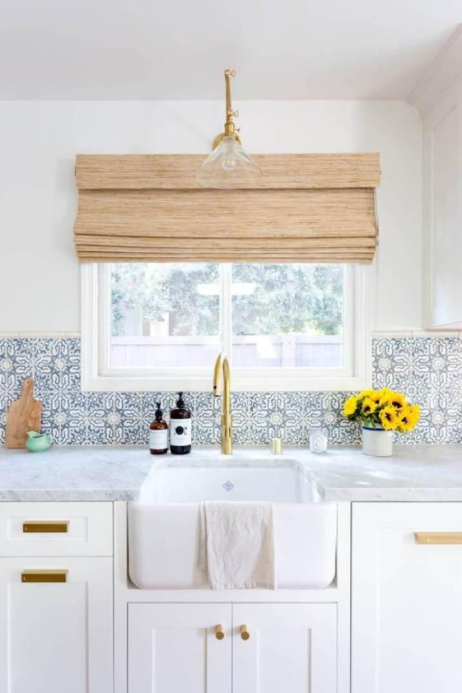 Beautiful Ceramic for DIY Kitchen Backsplash