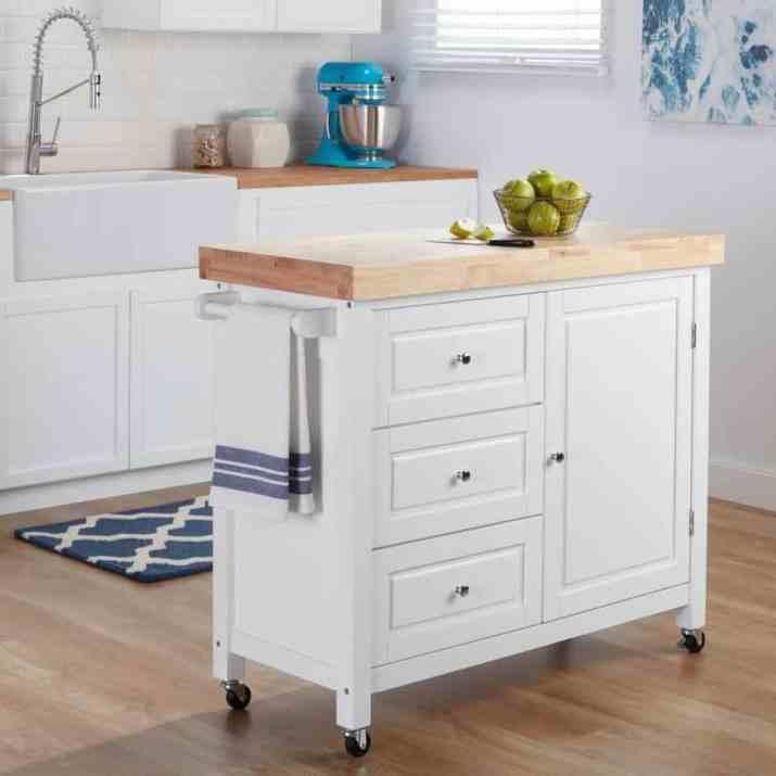 Effective Kitchen Island Cart