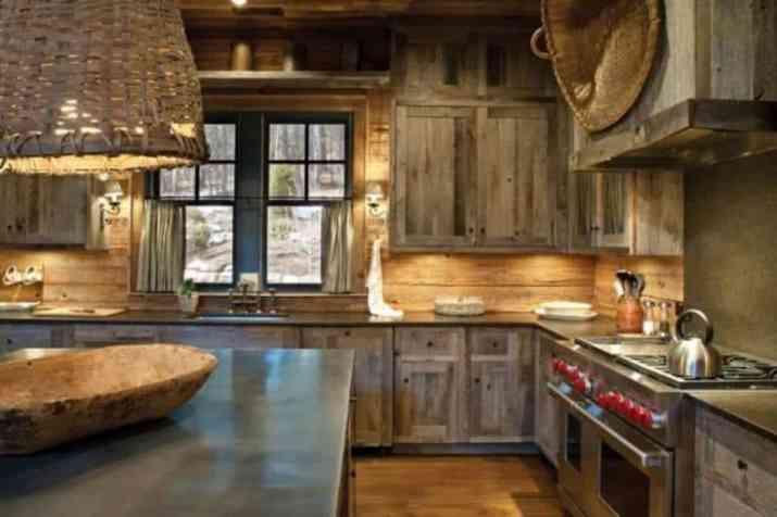 Natural, Brown Kitchen Backsplash