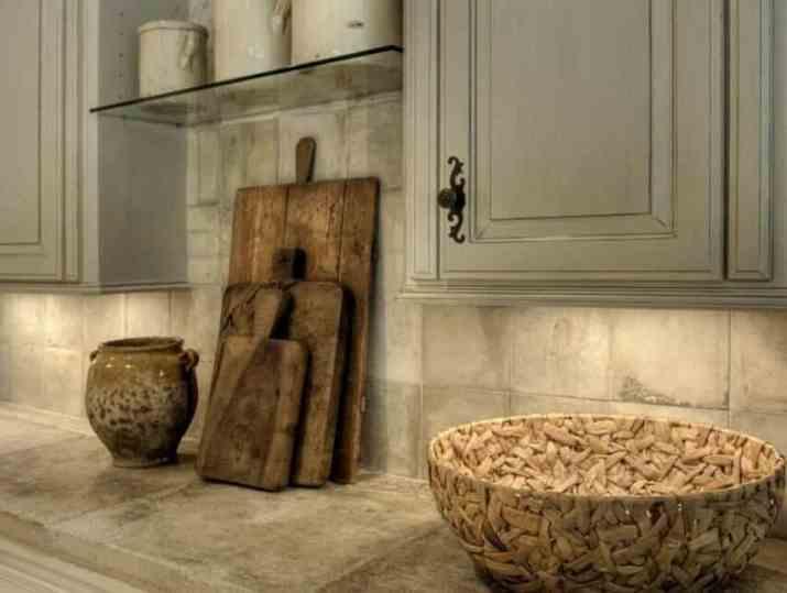17th Century Inspired Kitchen Cabinet