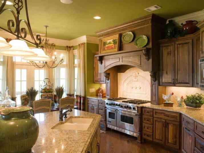 Classy French Country Kitchen