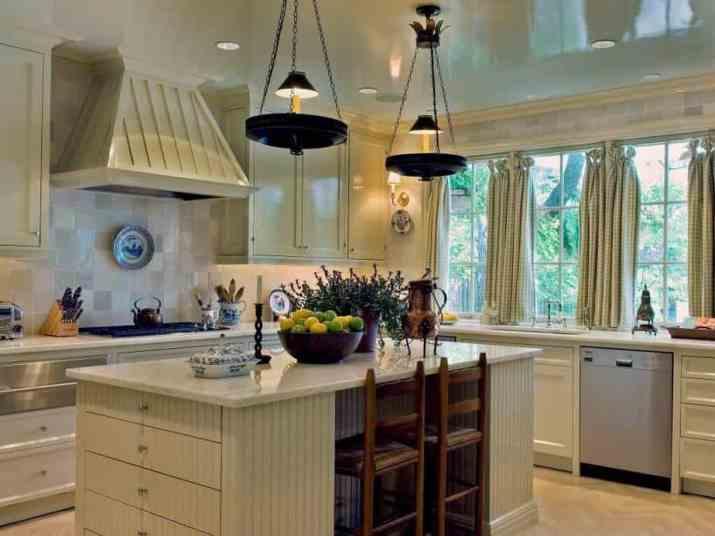 A Window as Kitchen Backsplash