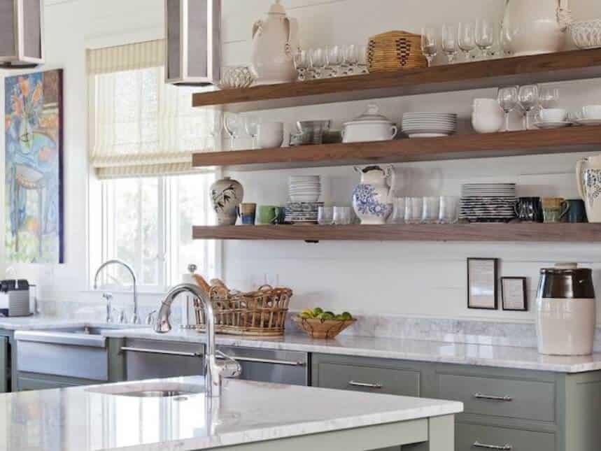 Farmhouse Kitchen Cabinet Ideas