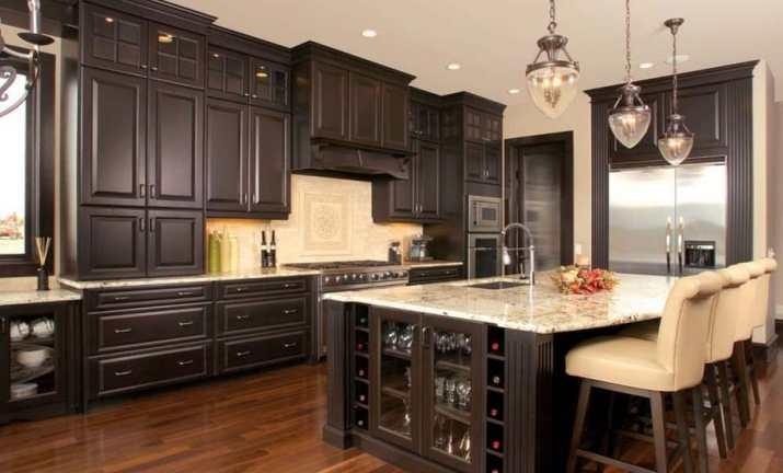 Finest Dark Kitchen