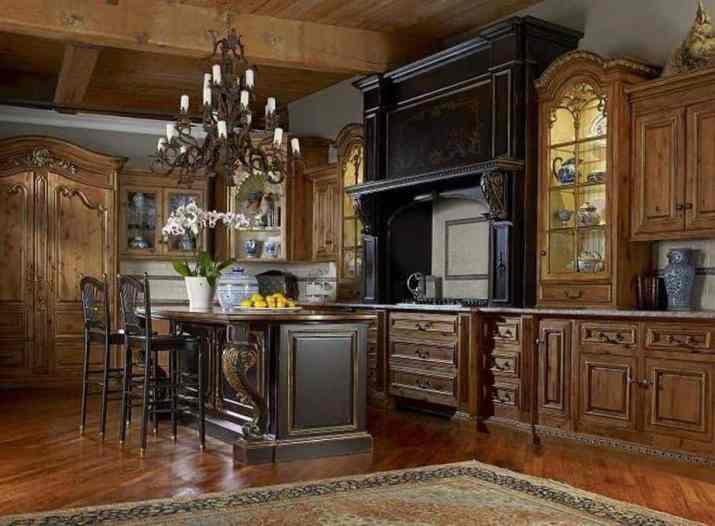 Finest Tuscan Kitchen