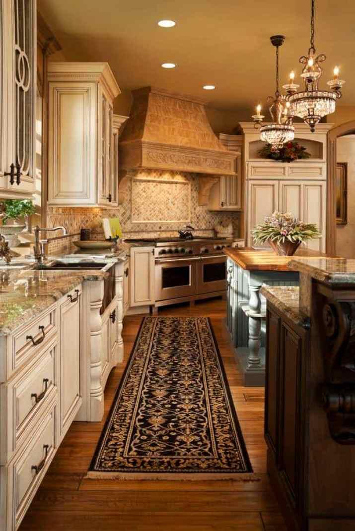 Impressive Tuscan Kitchen