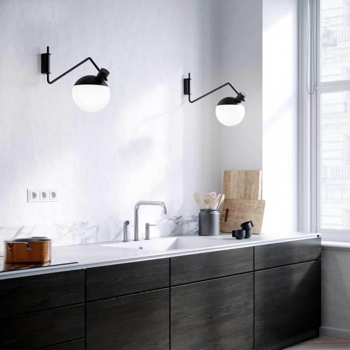 Innovative Kitchen Wall Lighting