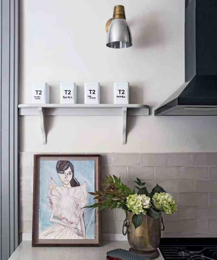 Metallic Kitchen Wall Lighting