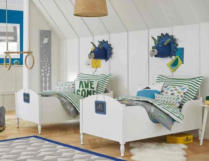 Adorable Twin Bedroom