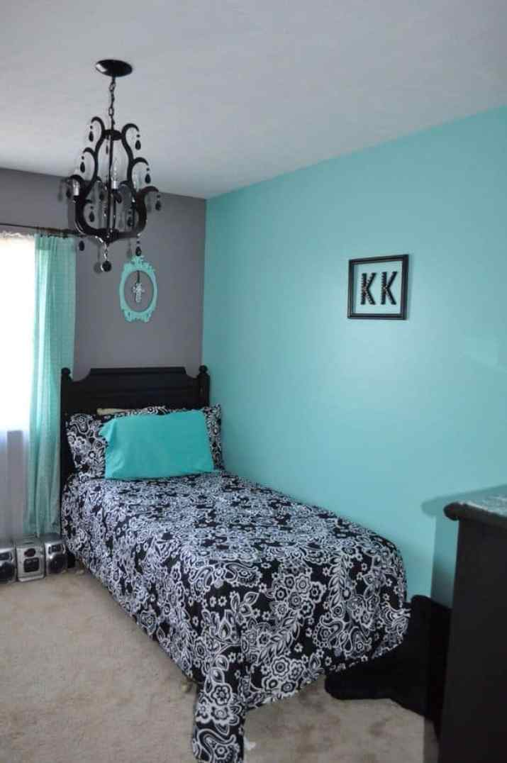 30 Teal Bedroom Ideas 2021 Super Fresh And Bold