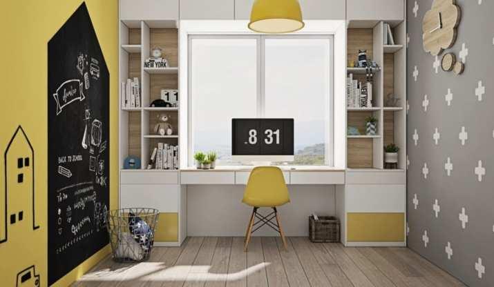 Cheerful Study Room