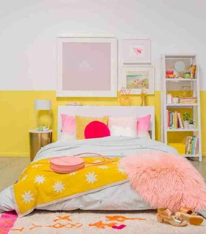 Fresh Woman Bedroom