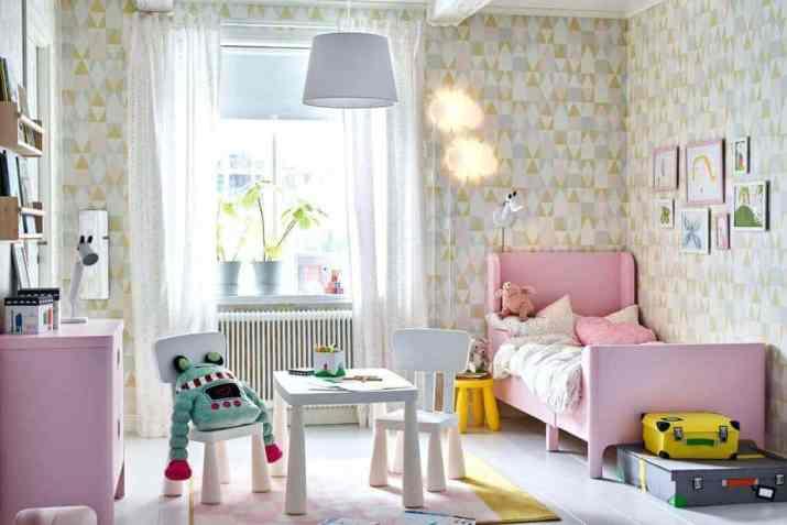 Creative Girls Bedroom