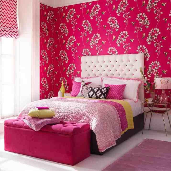 Beautiful Woman Bedroom