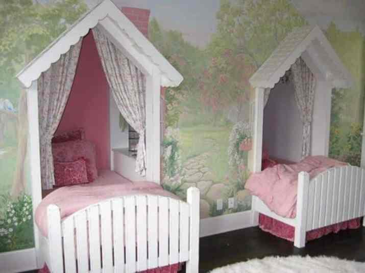 Fancy Princess Bedroom