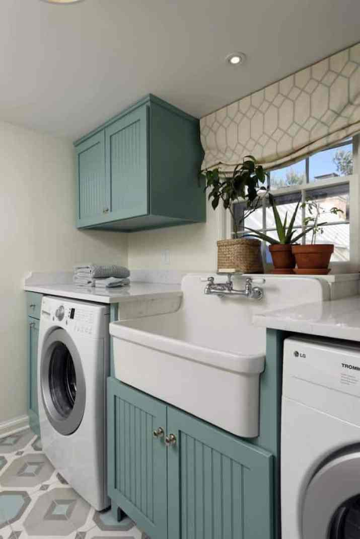 Fancy Laundry Room