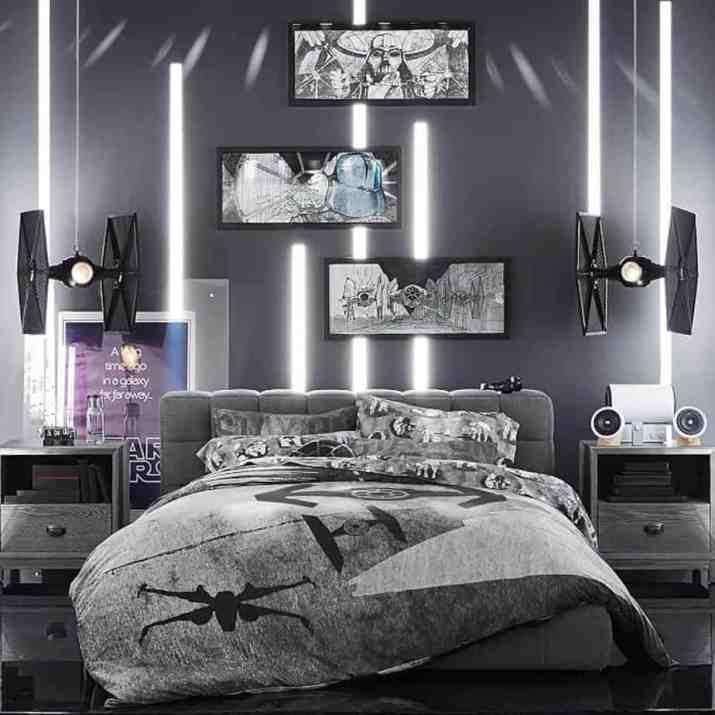 Fantastic Star Wars Bedroom