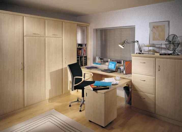 Formal Study Room
