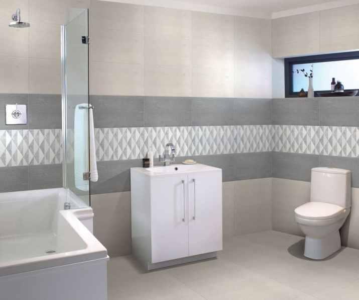 Cool Neutral Bathroom